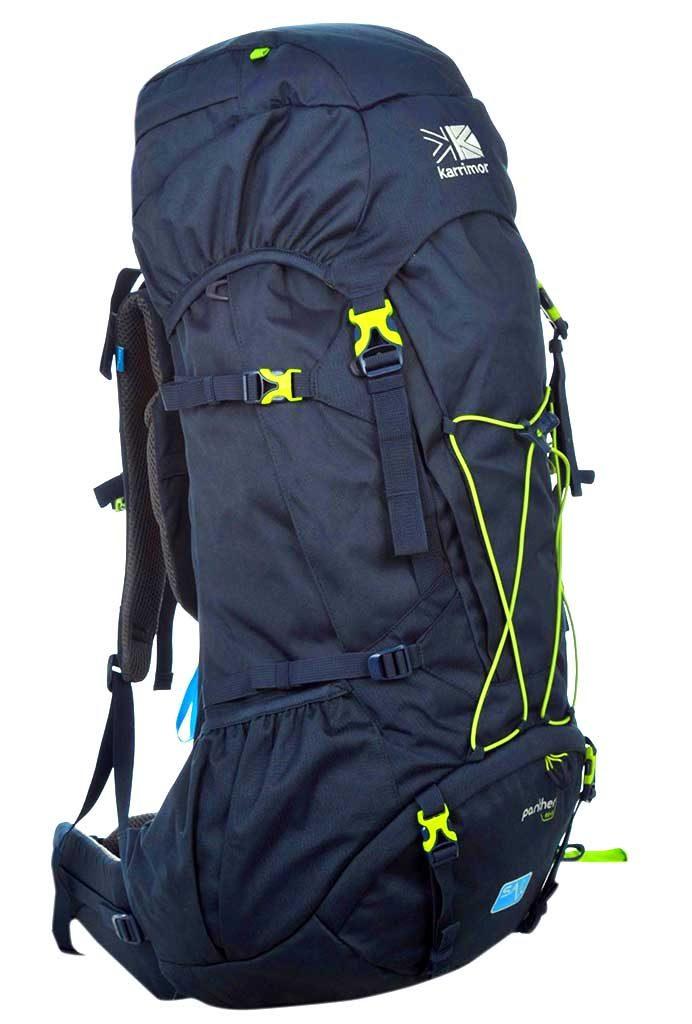 best large backpacks karrimor panther 65 ruc64 rucksack backpack trekking bag hiking camping review
