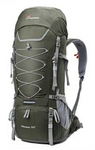mountaintop 75l backpack for hiking best rucksack review top 5 backpack for trekking rucksack