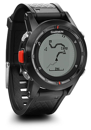 Garmin Fenix 3 Sapphire GPS Multisport Watch with Outdoor Navigation camping things to bring in backpack gps navigation